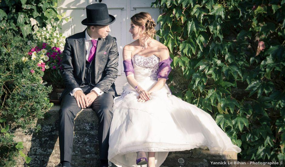 Le mariage de Arnaud et Charlotte à Mauron, Morbihan