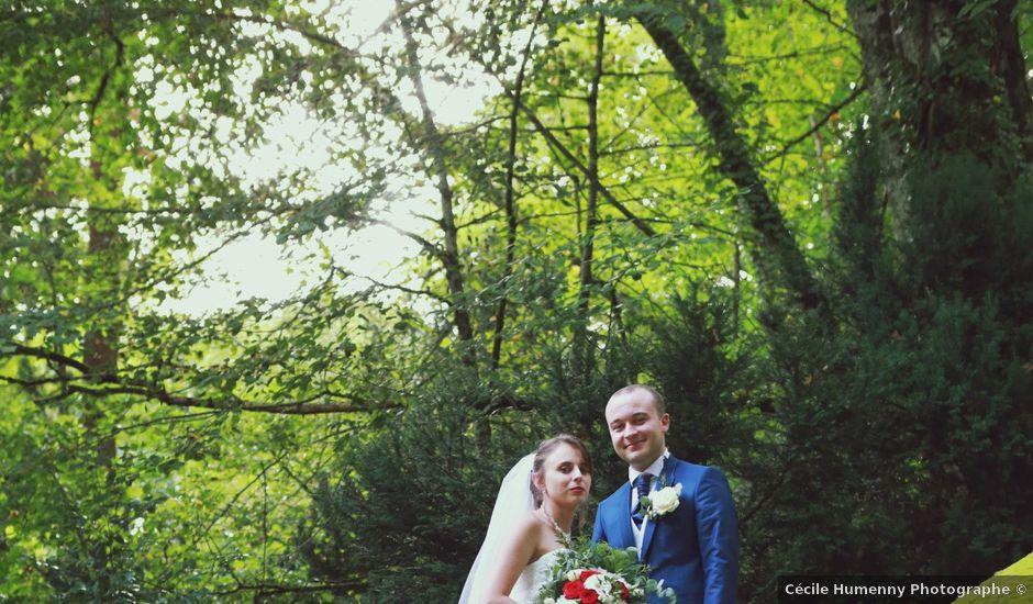 Le mariage de Alban et Olivia à Saint-Laurent-les-Églises, Haute-Vienne