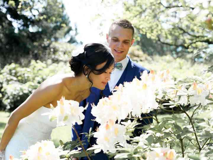 Le mariage de Marie Jeanne et Frédéric