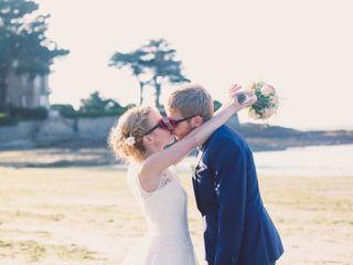 Le mariage de Blandine et Nicolas