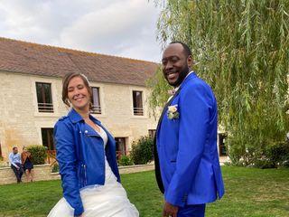 Le mariage de Agnès  et Arnaud 1