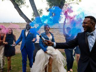 Le mariage de Agnès  et Arnaud 2