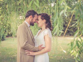 Le mariage de Daniel et Daphné