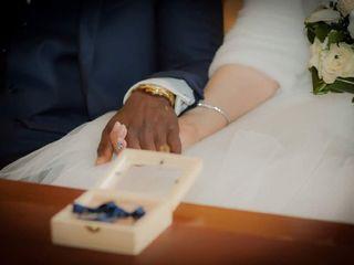 Le mariage de Prisca et Paul 1