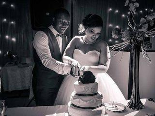 Le mariage de Prisca et Paul