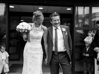 Le mariage de Evelyne et Michel