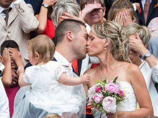 Le mariage de Angelle et Julien