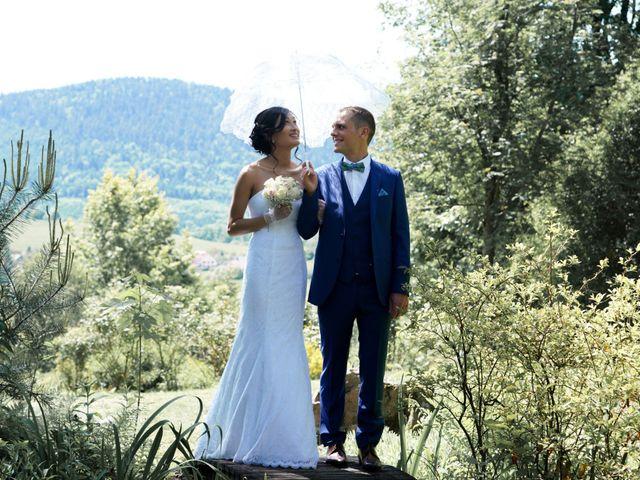 Le mariage de Frédéric et Marie Jeanne à Hériménil, Meurthe-et-Moselle 25
