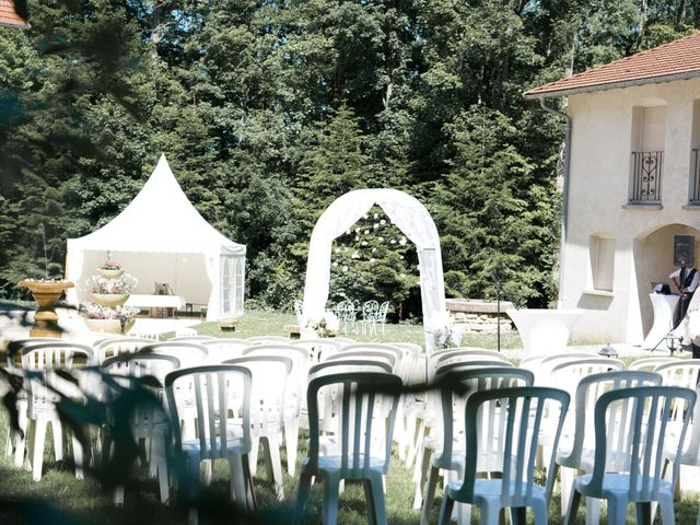 Le mariage de Frédéric et Marie Jeanne à Hériménil, Meurthe-et-Moselle 45
