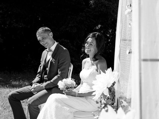 Le mariage de Frédéric et Marie Jeanne à Hériménil, Meurthe-et-Moselle 49