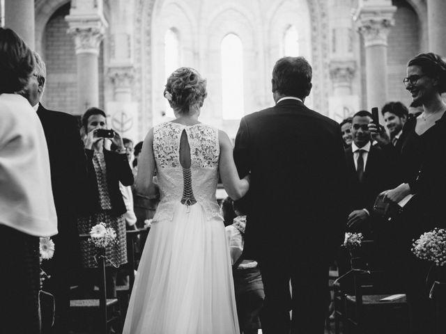 Le mariage de Nicolas et Blandine à La Turballe, Loire Atlantique 35