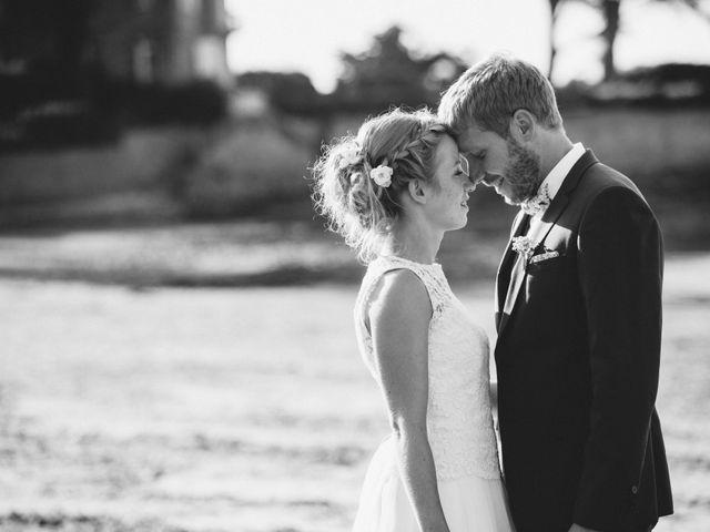 Le mariage de Nicolas et Blandine à La Turballe, Loire Atlantique 56