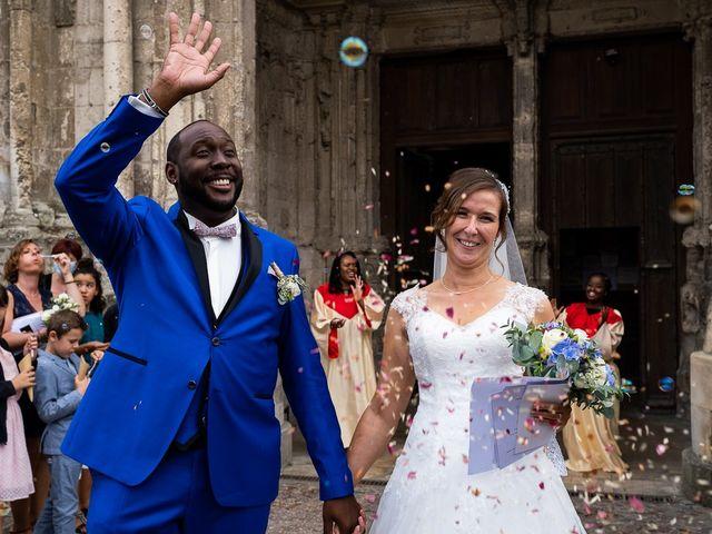 Le mariage de Arnaud et Agnès  à Cauvicourt, Calvados 5