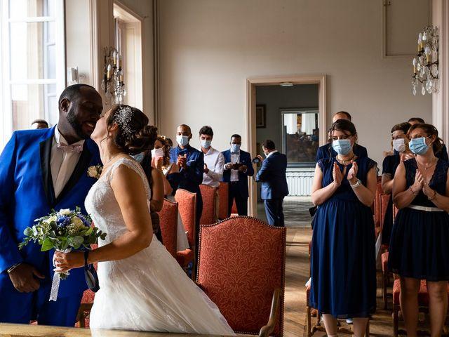 Le mariage de Arnaud et Agnès  à Cauvicourt, Calvados 7
