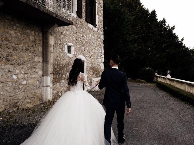 Le mariage de Hugo et Morganne à Grenoble, Isère 11