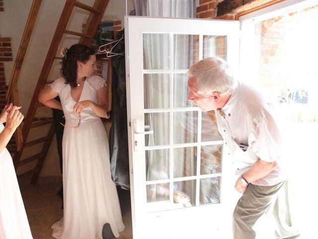 Le mariage de Daphné et Daniel à Hébécourt, Eure 6