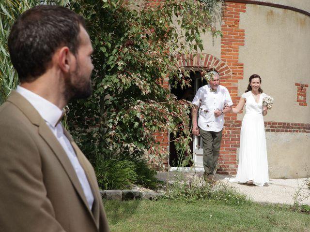 Le mariage de Daphné et Daniel à Hébécourt, Eure 11