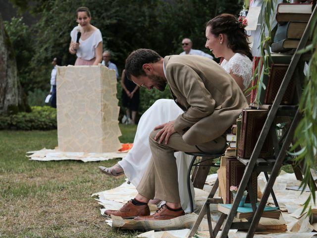 Le mariage de Daphné et Daniel à Hébécourt, Eure 19