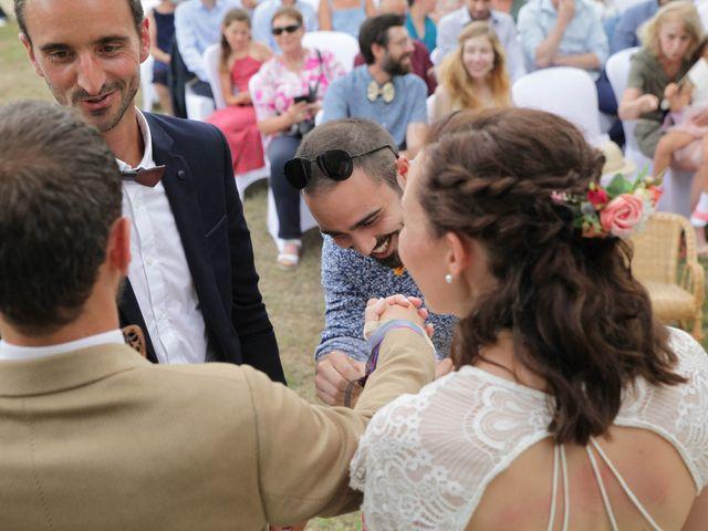 Le mariage de Daphné et Daniel à Hébécourt, Eure 25
