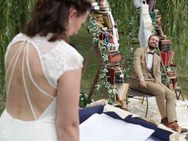 Le mariage de Daphné et Daniel à Hébécourt, Eure 26