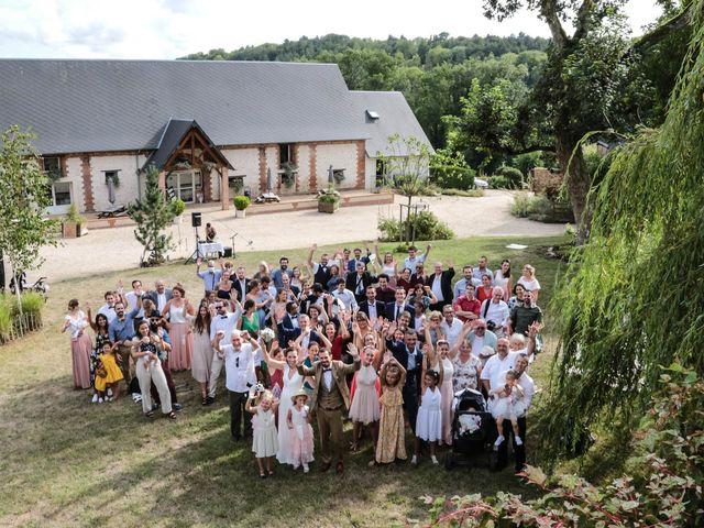 Le mariage de Daphné et Daniel à Hébécourt, Eure 28