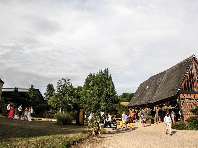 Le mariage de Daphné et Daniel à Hébécourt, Eure 35