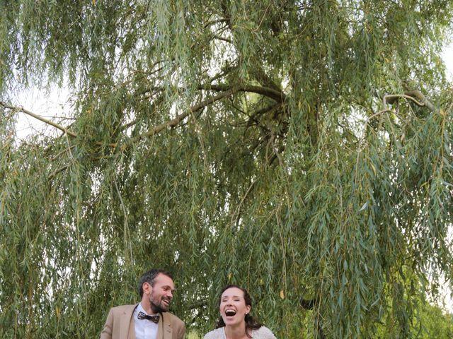 Le mariage de Daphné et Daniel à Hébécourt, Eure 48