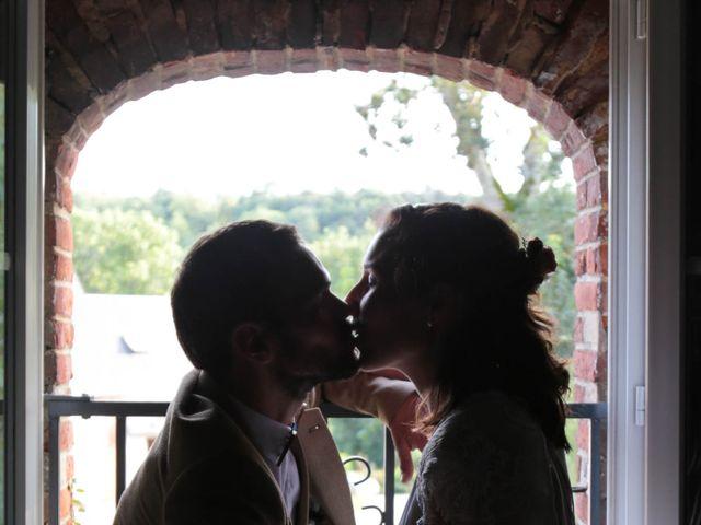 Le mariage de Daphné et Daniel à Hébécourt, Eure 49