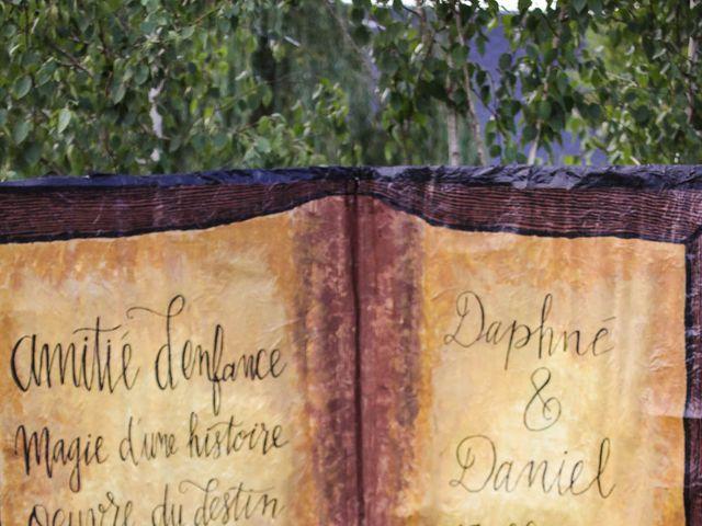 Le mariage de Daphné et Daniel à Hébécourt, Eure 53