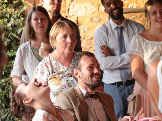 Le mariage de Daphné et Daniel à Hébécourt, Eure 57