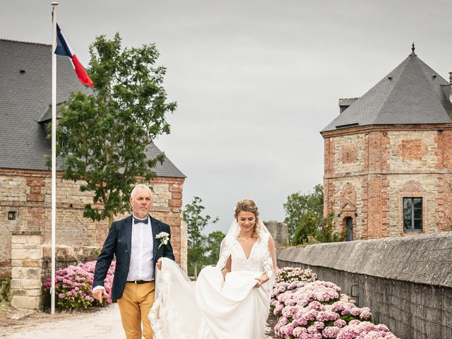 Le mariage de Gaétan  et Marine  à Ravenoville, Manche 1