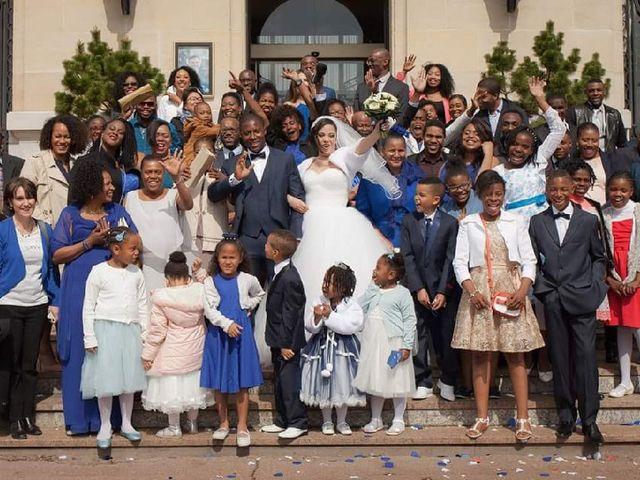 Le mariage de Paul et Prisca à Aulnay-sous-Bois, Seine-Saint-Denis 2