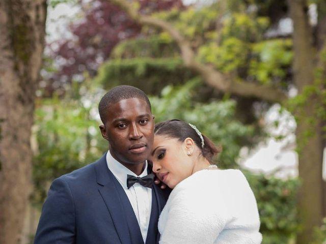Le mariage de Paul et Prisca à Aulnay-sous-Bois, Seine-Saint-Denis 3