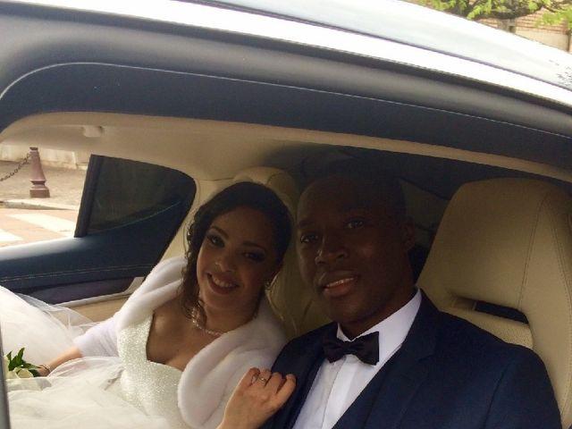 Le mariage de Paul et Prisca à Aulnay-sous-Bois, Seine-Saint-Denis 10