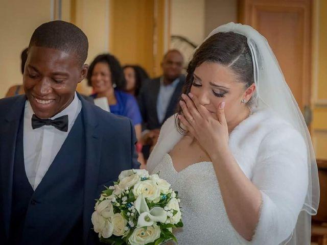 Le mariage de Paul et Prisca à Aulnay-sous-Bois, Seine-Saint-Denis 14