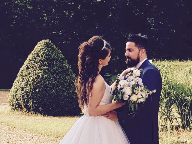 Le mariage de Serena et Ricardo