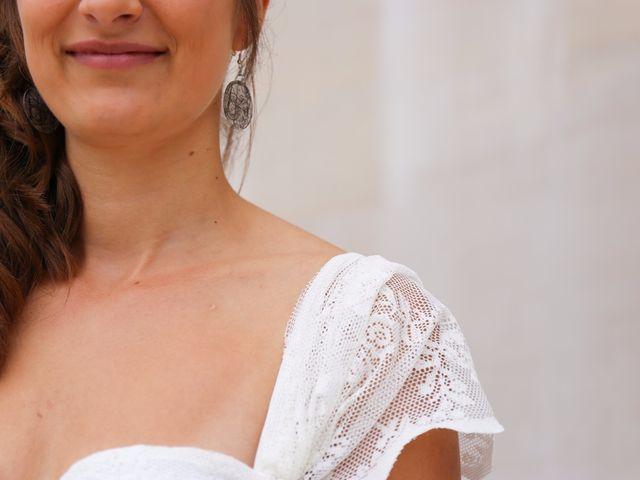 Le mariage de Pierre-Aurélien et Madeline à Villars-Fontaine, Côte d'Or 7