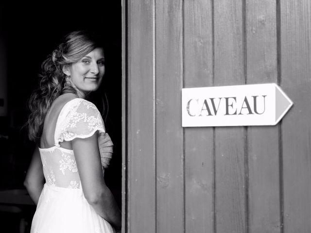 Le mariage de Pierre-Aurélien et Madeline à Villars-Fontaine, Côte d'Or 9