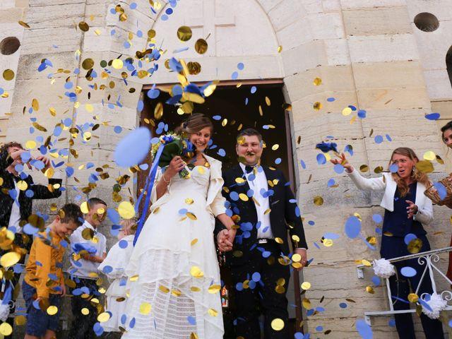 Le mariage de Pierre-Aurélien et Madeline à Villars-Fontaine, Côte d'Or 20