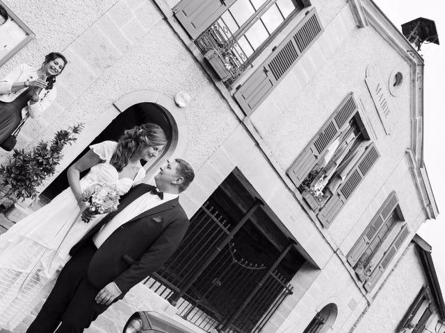 Le mariage de Pierre-Aurélien et Madeline à Villars-Fontaine, Côte d'Or 21