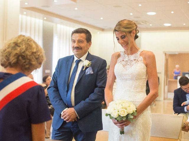 Le mariage de Michel et Evelyne à La Garde, Var 1