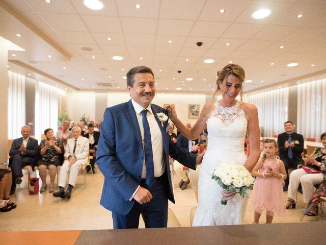 Le mariage de Michel et Evelyne à La Garde, Var 6