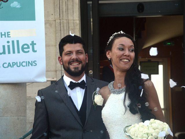 Le mariage de Alexandre  et Rizlaine à Tonnay-Charente, Charente Maritime 8