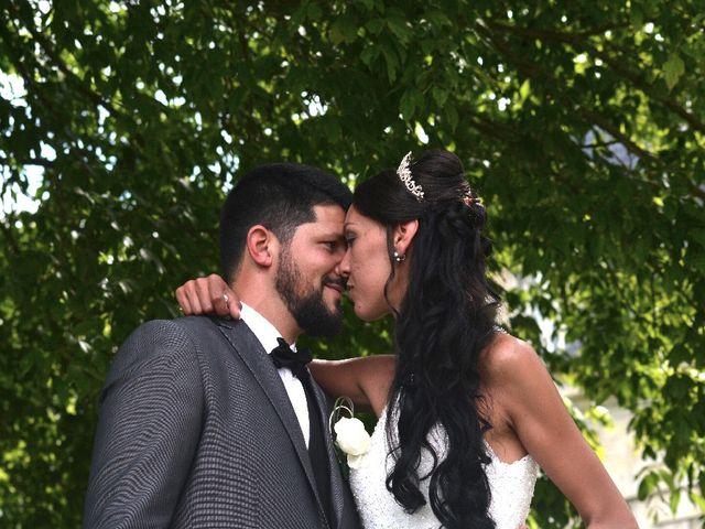 Le mariage de Alexandre  et Rizlaine à Tonnay-Charente, Charente Maritime 11