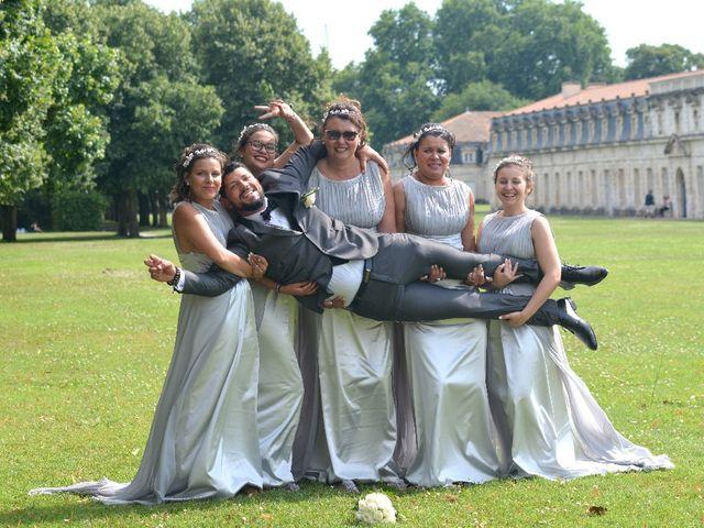 Le mariage de Alexandre  et Rizlaine à Tonnay-Charente, Charente Maritime 17
