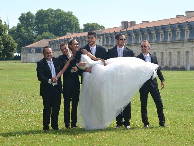 Le mariage de Alexandre  et Rizlaine à Tonnay-Charente, Charente Maritime 18