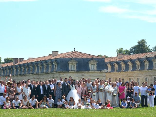 Le mariage de Alexandre  et Rizlaine à Tonnay-Charente, Charente Maritime 19
