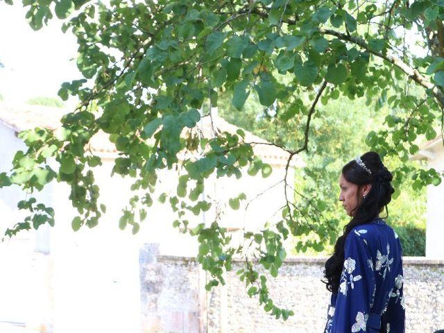 Le mariage de Alexandre  et Rizlaine à Tonnay-Charente, Charente Maritime 27