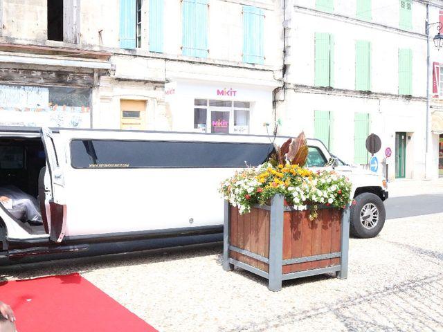 Le mariage de Alexandre  et Rizlaine à Tonnay-Charente, Charente Maritime 31