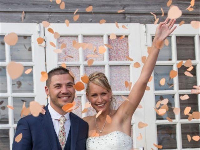 Le mariage de Julien et Angelle à Boulogne-sur-Mer, Pas-de-Calais 15
